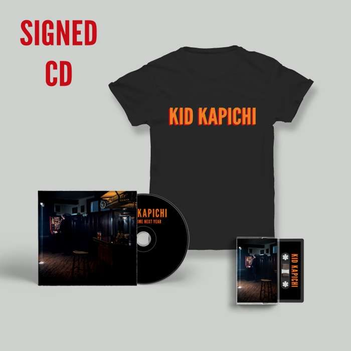 This Time Next Year 'Signed' CD Bundle - Kid Kapichi