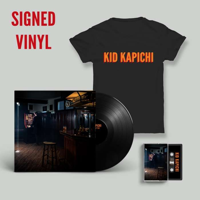 This Time Next Year 'Signed' Vinyl Bundle - Kid Kapichi