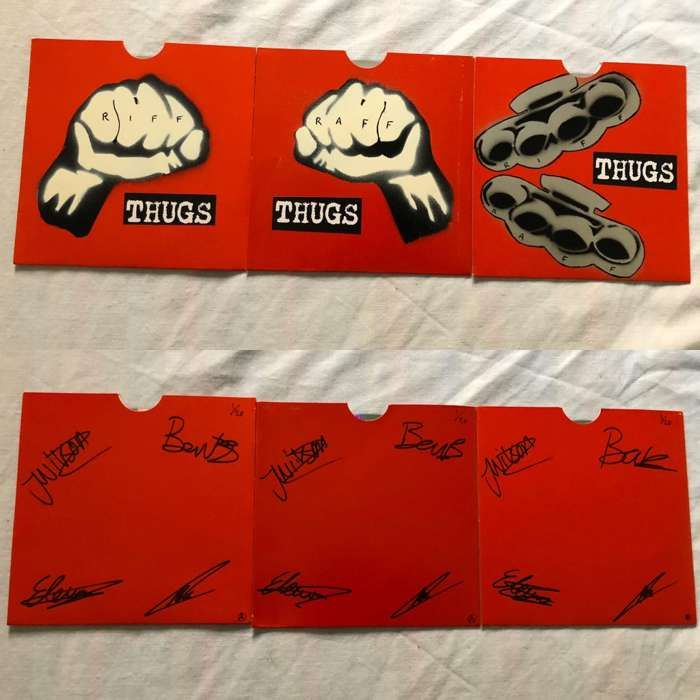 Thugs - Limited Edition CD Set - Kid Kapichi