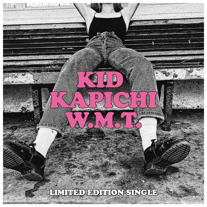 Working Man's Town - Limited Edition 'Signed' CD Single - Kid Kapichi
