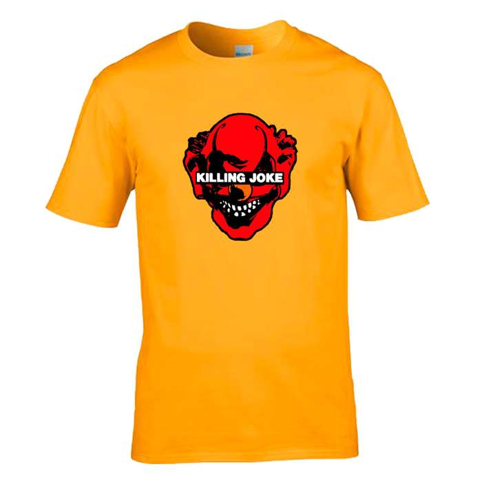 Clown - T-Shirt - Killing Joke
