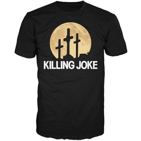Cross Moon T-Shirt - Killing Joke