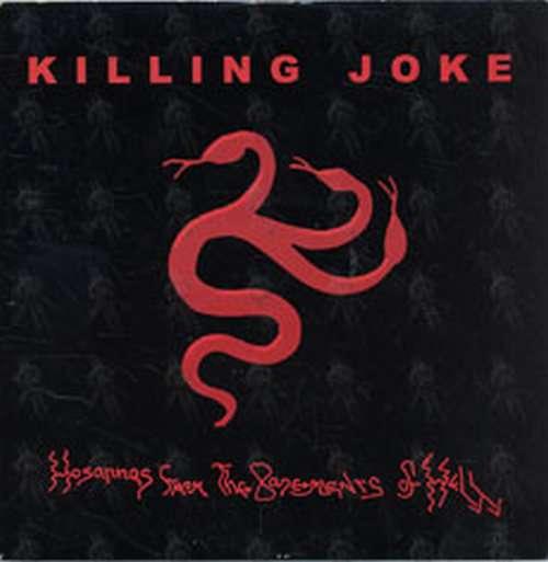 "Hosannas From The Basements of Hell - 7"" - Killing Joke"