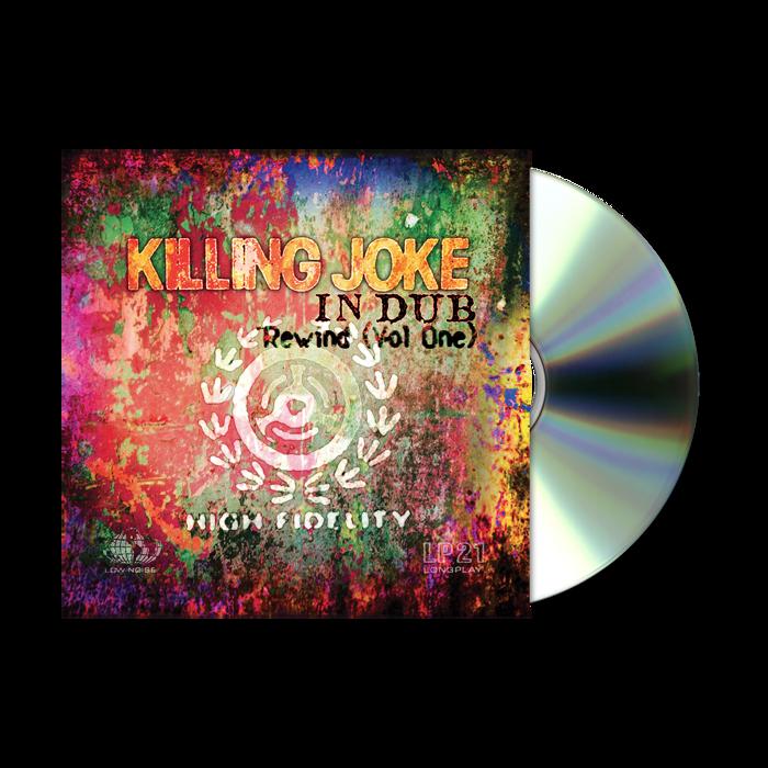 In Dub Rewind (Vol.1) - CD - Killing Joke
