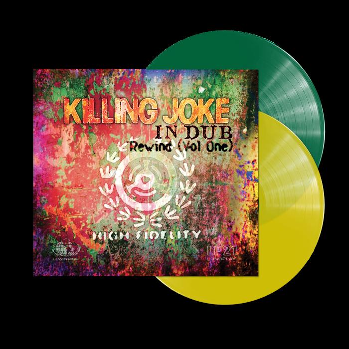 In Dub Rewind (Vol.1) - Double Coloured LP - Killing Joke