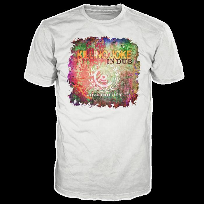 In Dub Rewind (Vol.1) - White T-shirt - Killing Joke