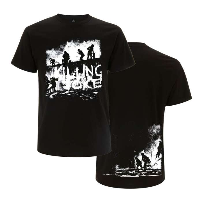 Killing Joke Black T-Shirt - Killing Joke