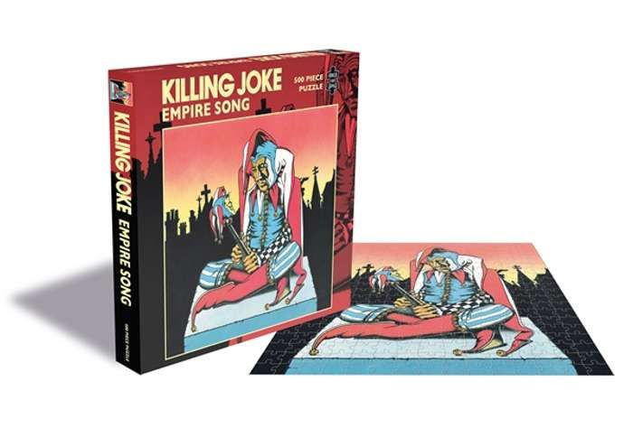 Killing Joke - Empire Song (500 piece jigsaw) - Killing Joke