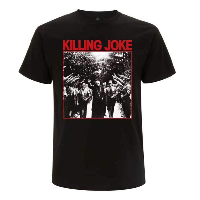 Killing Joke Pope Black T-Shirt - Killing Joke