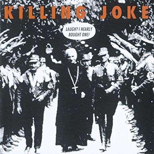 Laugh? I Nearly Bought One! CD - Killing Joke