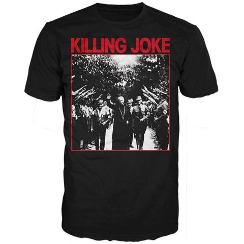 Pillars T-Shirt - Killing Joke
