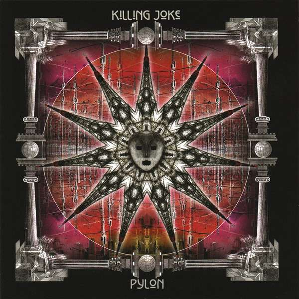 Pylon CD - Killing Joke