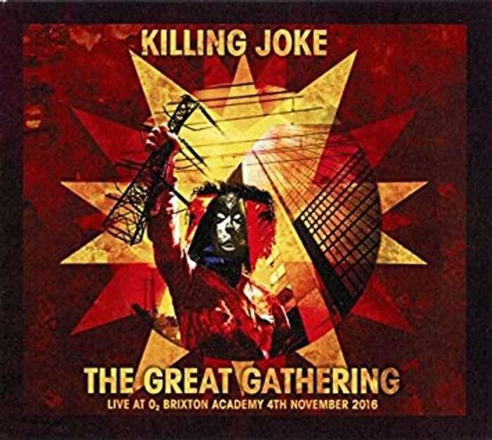 The Great Gathering Live CD - Killing Joke