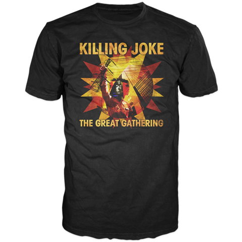 The Great Gathering T-Shirt - Killing Joke