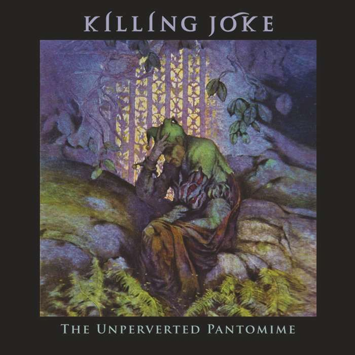 The Unperverted Pantomime - CD - Killing Joke