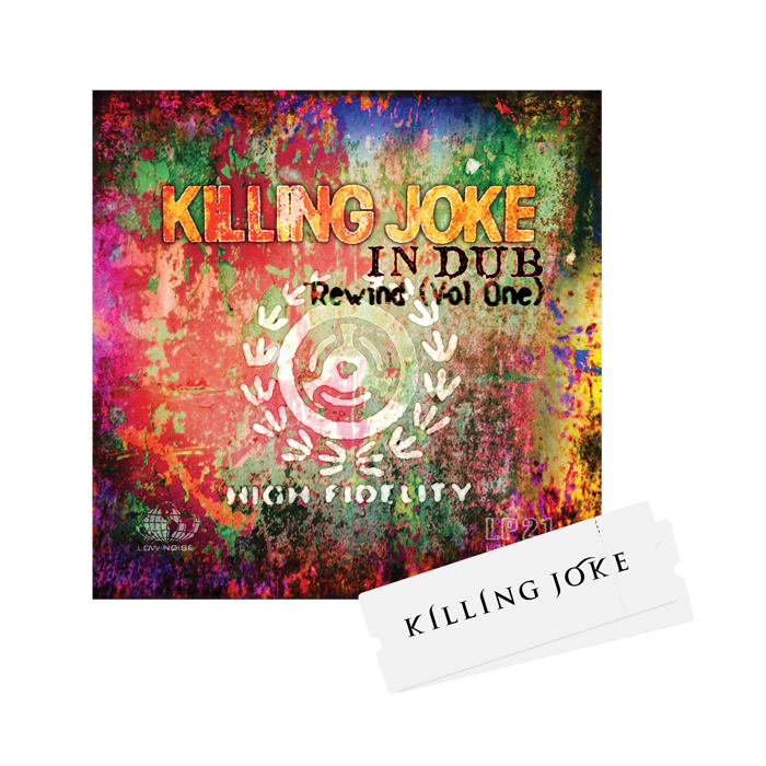 Ticket + Music Bundle - Killing Joke