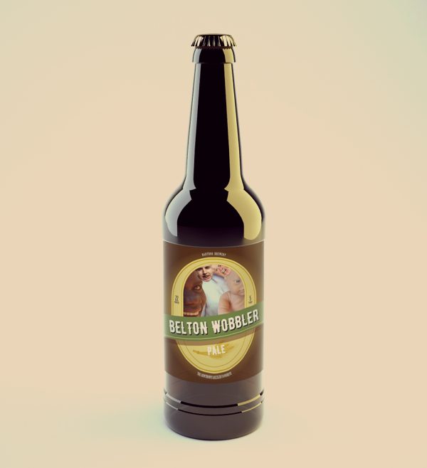 The Belton Wobbler Ale - Kirk Spencer
