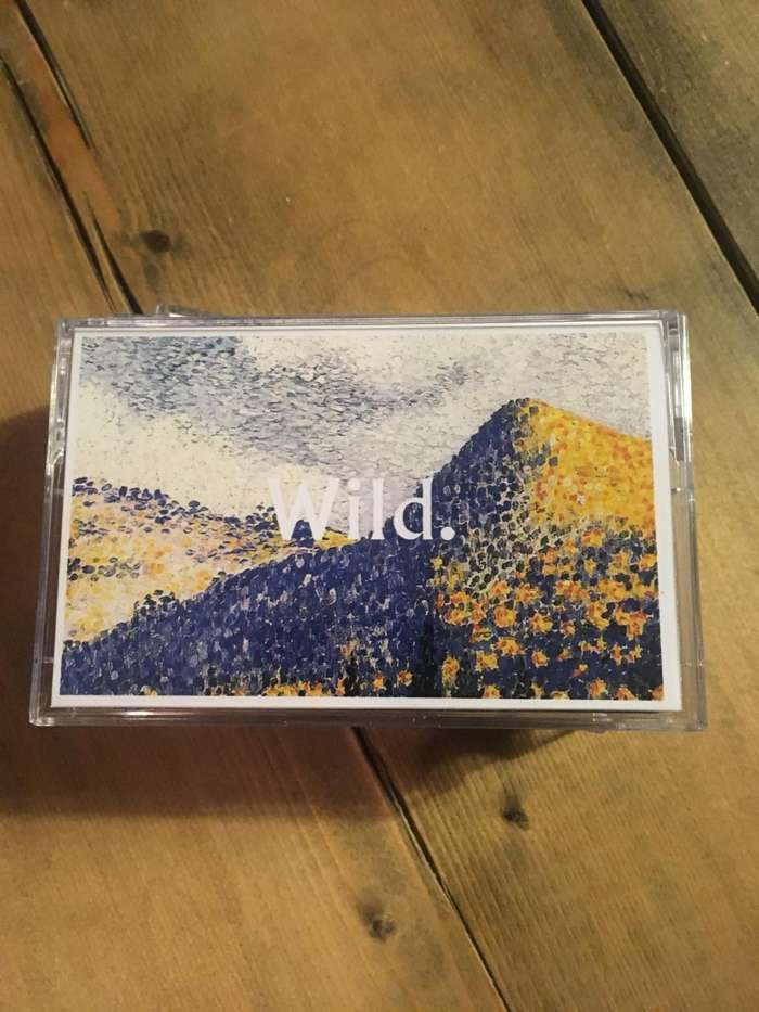 JAMES LLOYD SMITH - WILD. (KISS070) - Kissability