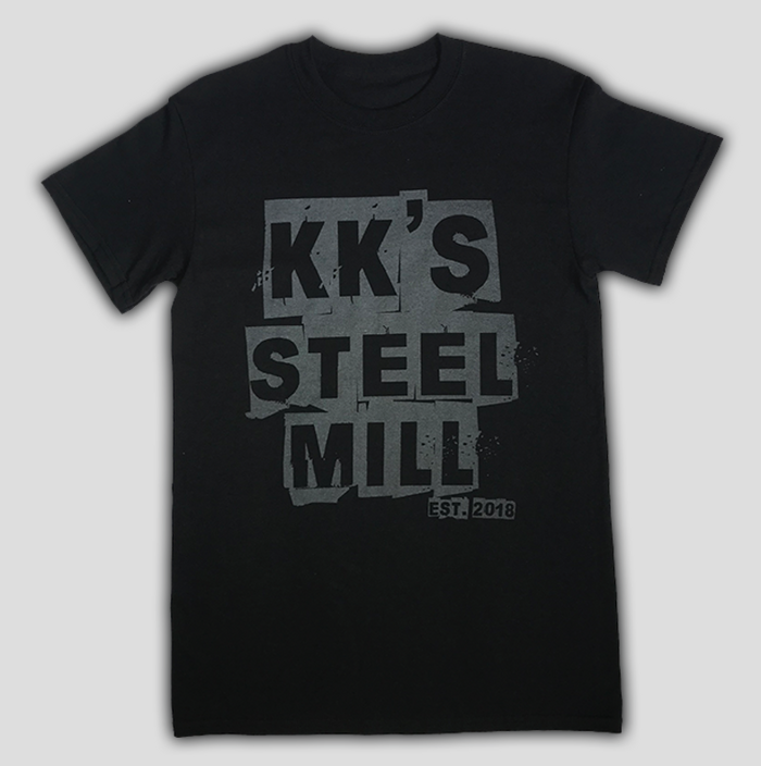 1st Edition T'Shirt - KK's Steel Mill