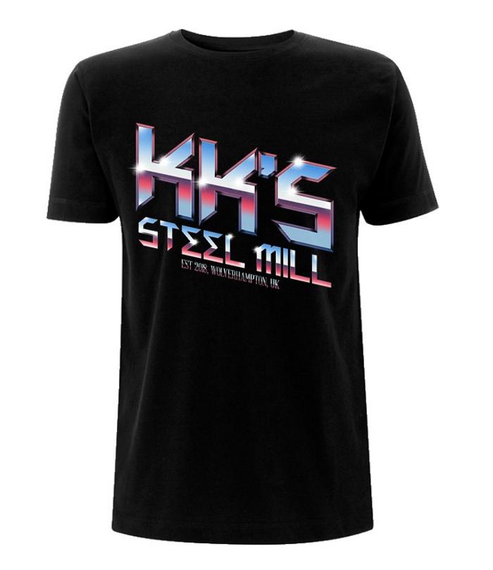 80's Logo T'Shirt - KK's Steel Mill