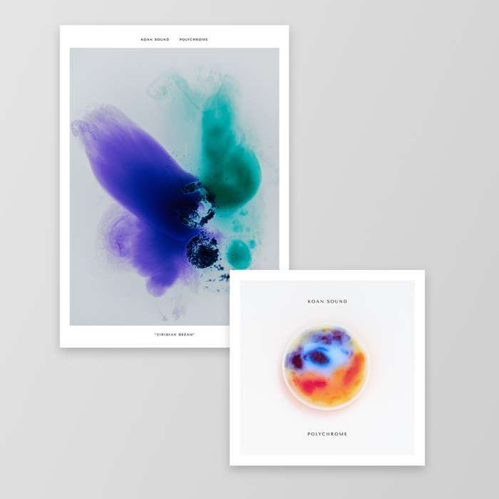 Polychrome Double LP + A3 Poster - KOAN Sound USD