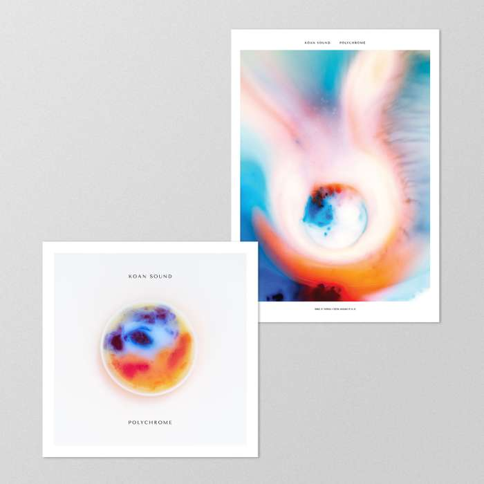 Polychrome Double LP + Poster - KOAN Sound USD
