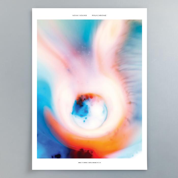 'Diffuse' Poster - KOAN Sound