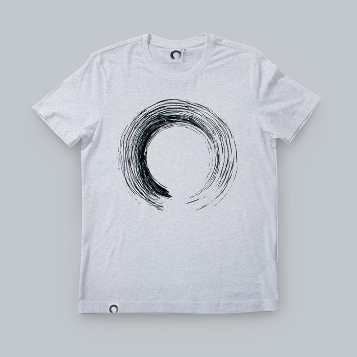 'Enso' Ash T-Shirt - KOAN Sound