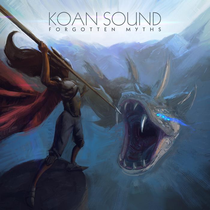 Forgotten Myths Limited Edition Print - KOAN Sound