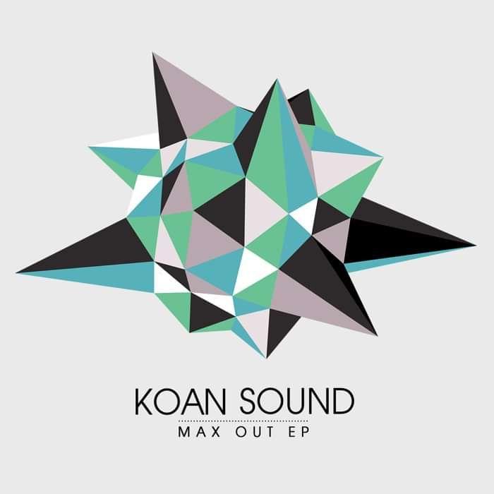 Max Out - Digital Album + Remixes (WAV) - KOAN Sound