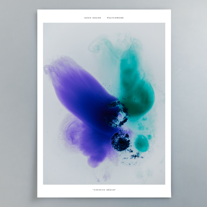 'Viridian Dream' Poster - KOAN Sound