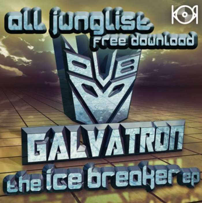 Galvatron - All Junglist -  FREE Download - KUT OFF RECORDS