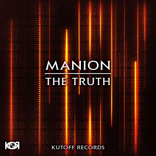 Manion - The Truth - KOR014 - KUT OFF RECORDS