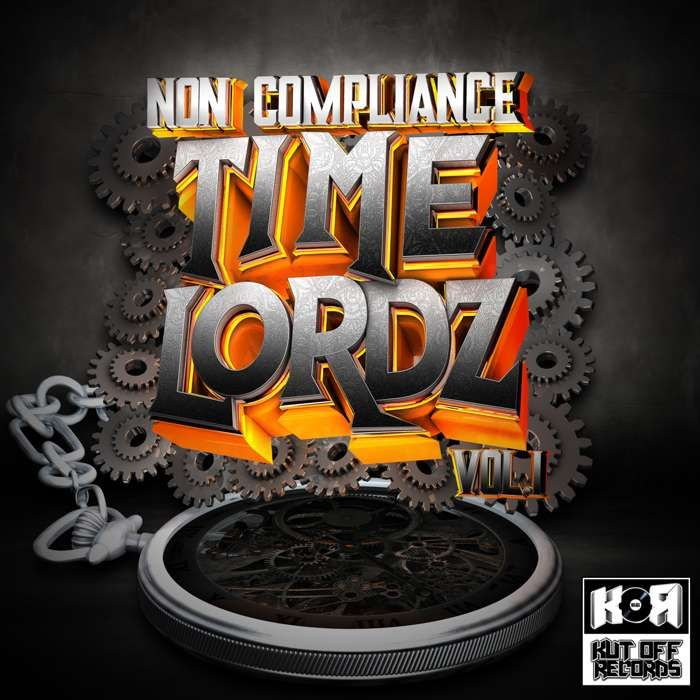 Non Compliance - Time Lordz Vol 1 - KUT OFF RECORDS