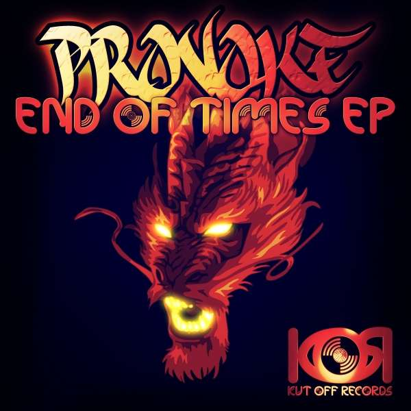 Provoke - End Of Times - KOR010 - KUT OFF RECORDS