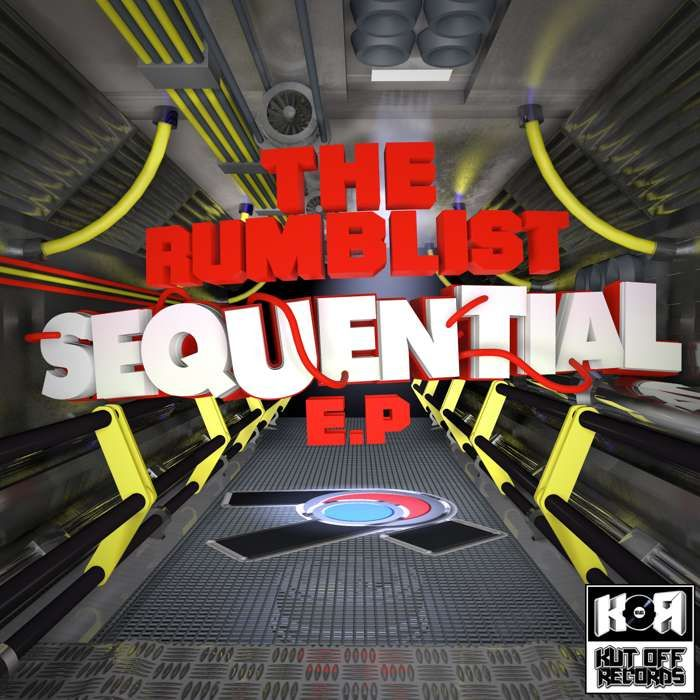 The Rumblist / Sequential E.P / KOR30 - KUT OFF RECORDS