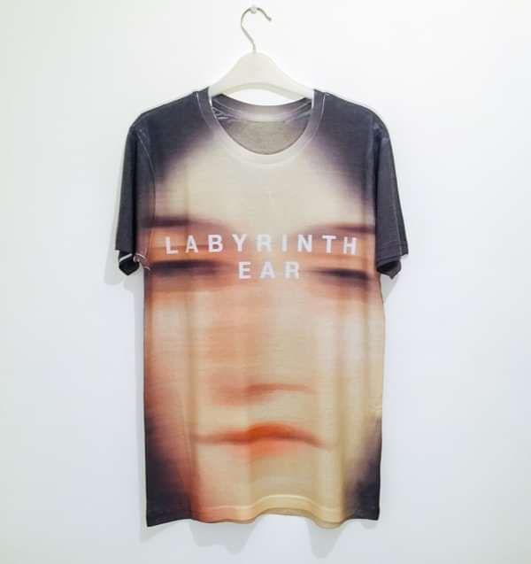 Limited Edition Labyrinth Ear T-Shirt - LABYRINTH EAR