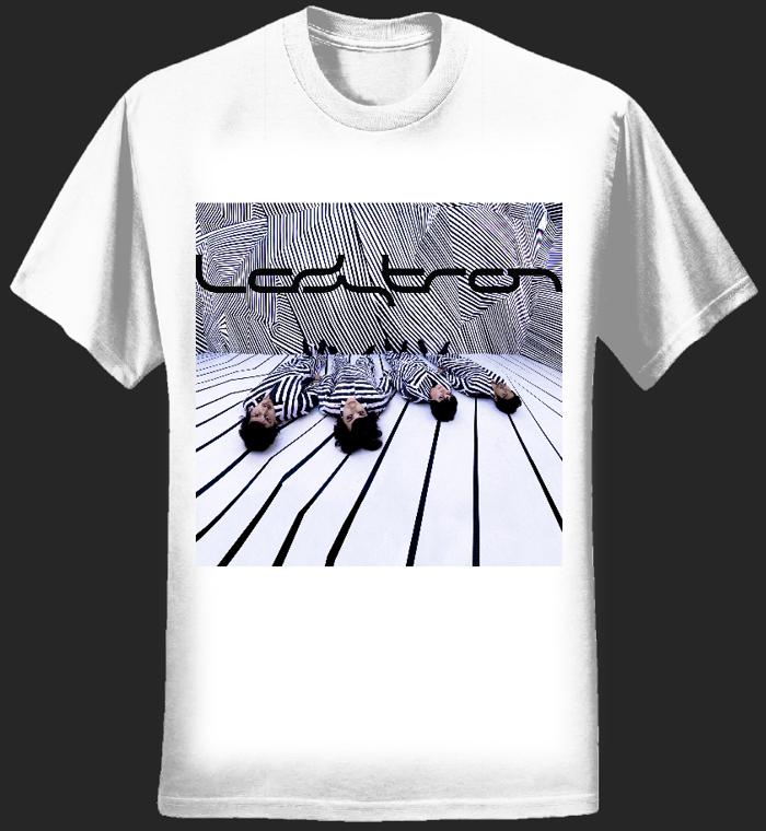 Runaway Shirt (White WMNS) - Ladytron