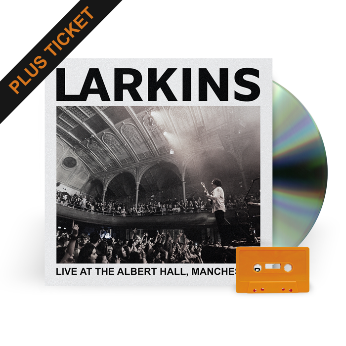Dingwalls Ticket + CD Live Album (50% off!) - Larkins