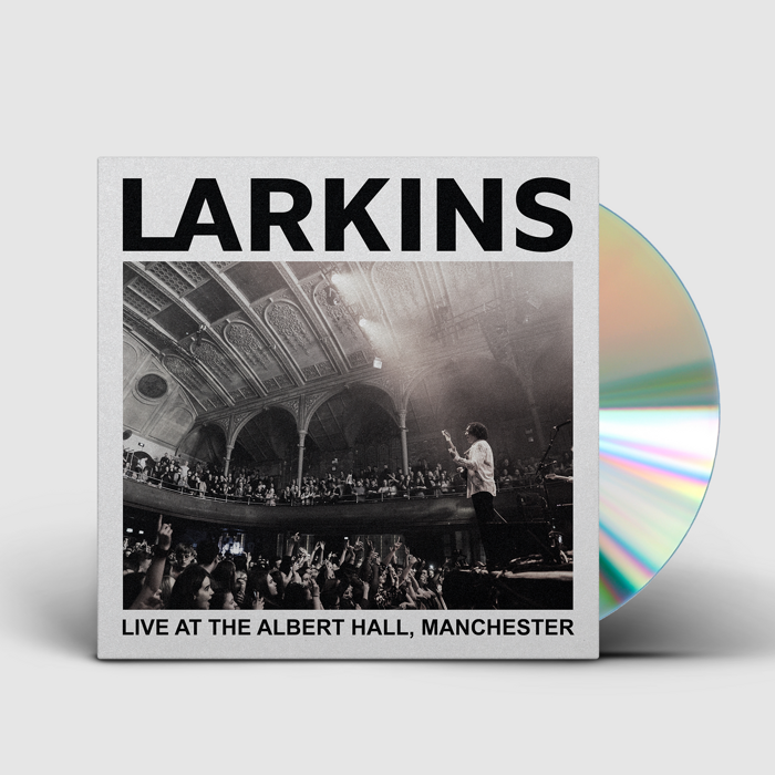 Live At The Albert Hall, Manchester - CD - Larkins