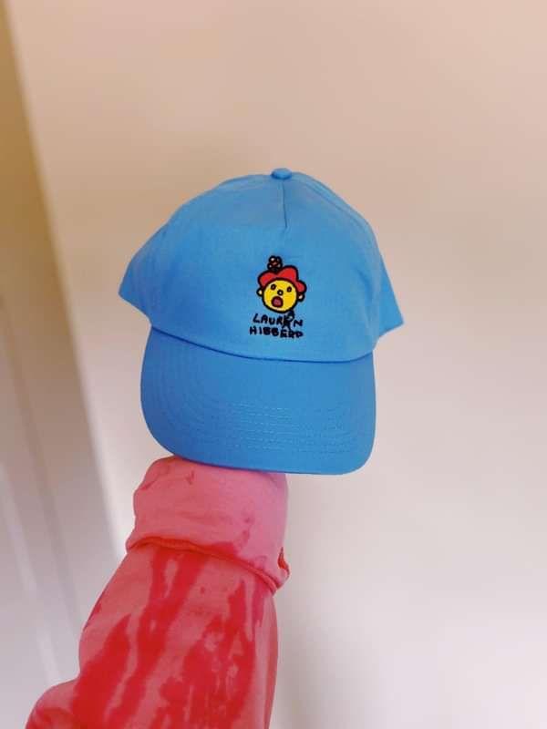 the not lauren hibberd cap - Lauran Hibberd