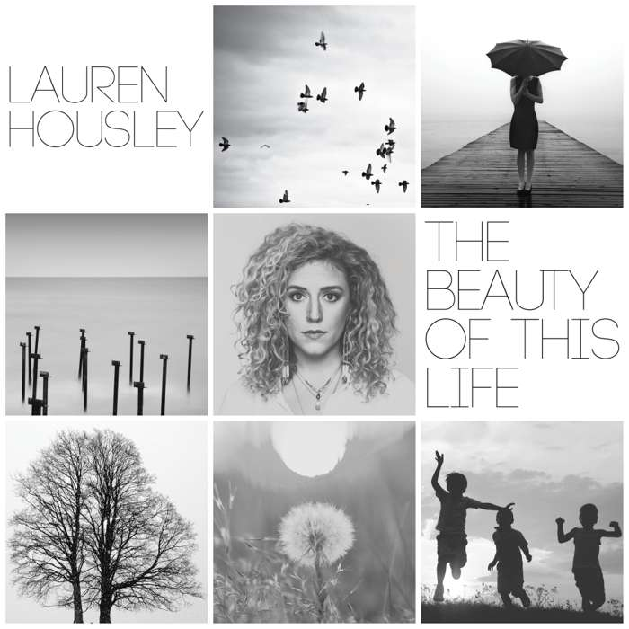 The Beauty of This Life (Limited Signed CD) - Lauren Housley