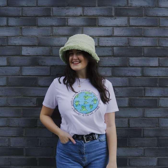 Ghost World - T-Shirt - Lauren Aquilina