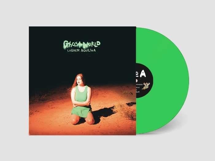 Lauren Aquilina - Ghost World EP - Vinyl - Lauren Aquilina