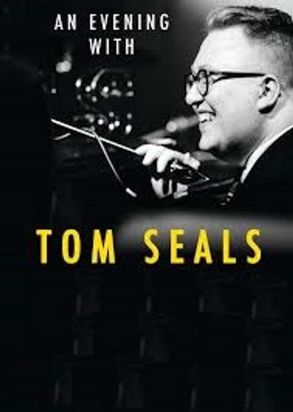 THE AMAZING TOM SEALS ENTERTAINS YOU