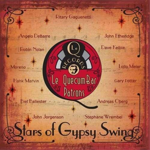 Le QuecumBar Patrons: Stars of Gypsy Swing - Digital Download - Le QuecumBar & Brasserie