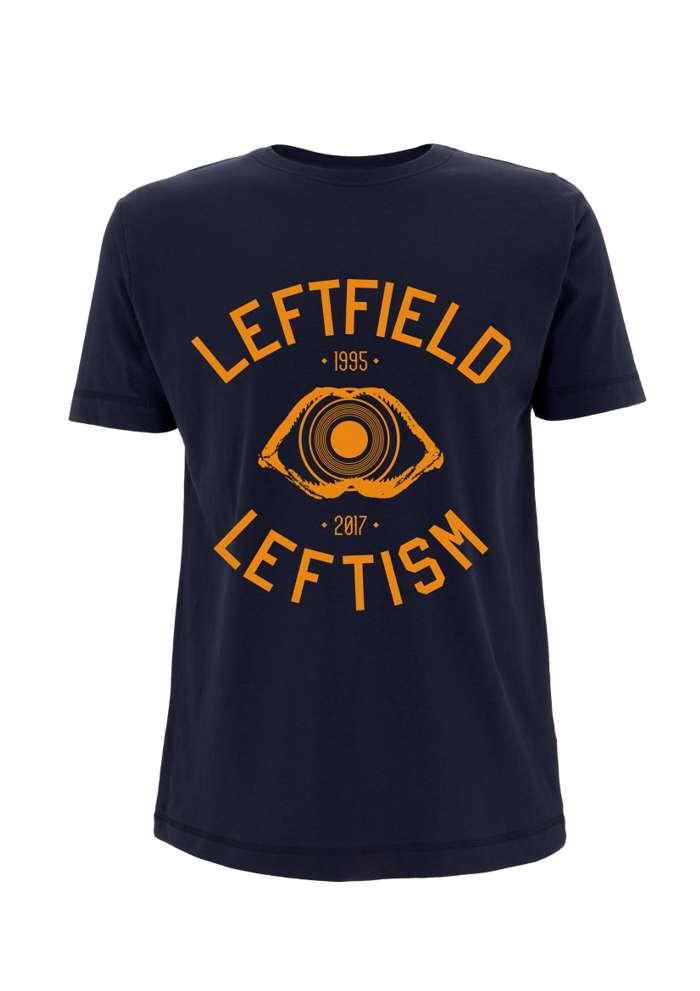 Varsity – Navy Tee - Leftfield