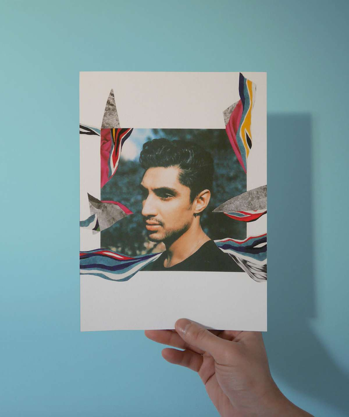 'Outside In' - Limited Edition - Photographic Print - Leo Kalyan