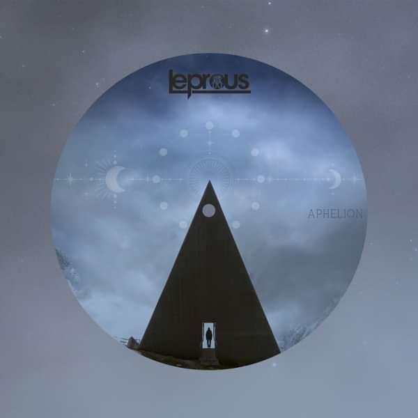 Leprous - 'Aphelion' 12'' Vinyl Slipmat - Leprous