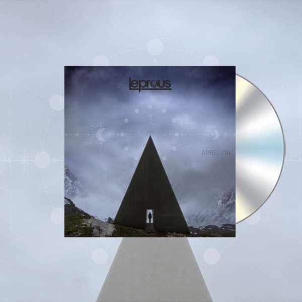 Leprous - 'Aphelion' Ltd. CD Mediabook - Leprous